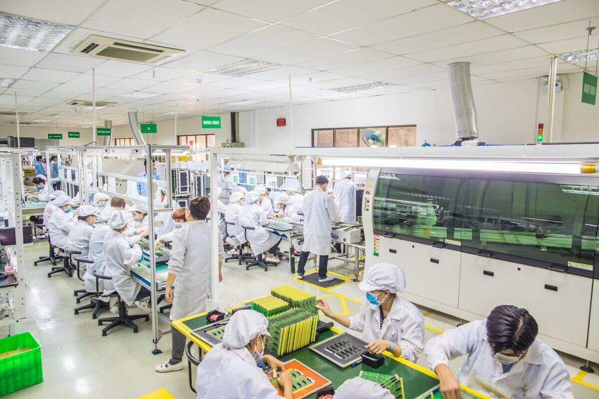 Electronic Manufacturing Services in Vietnam | East West