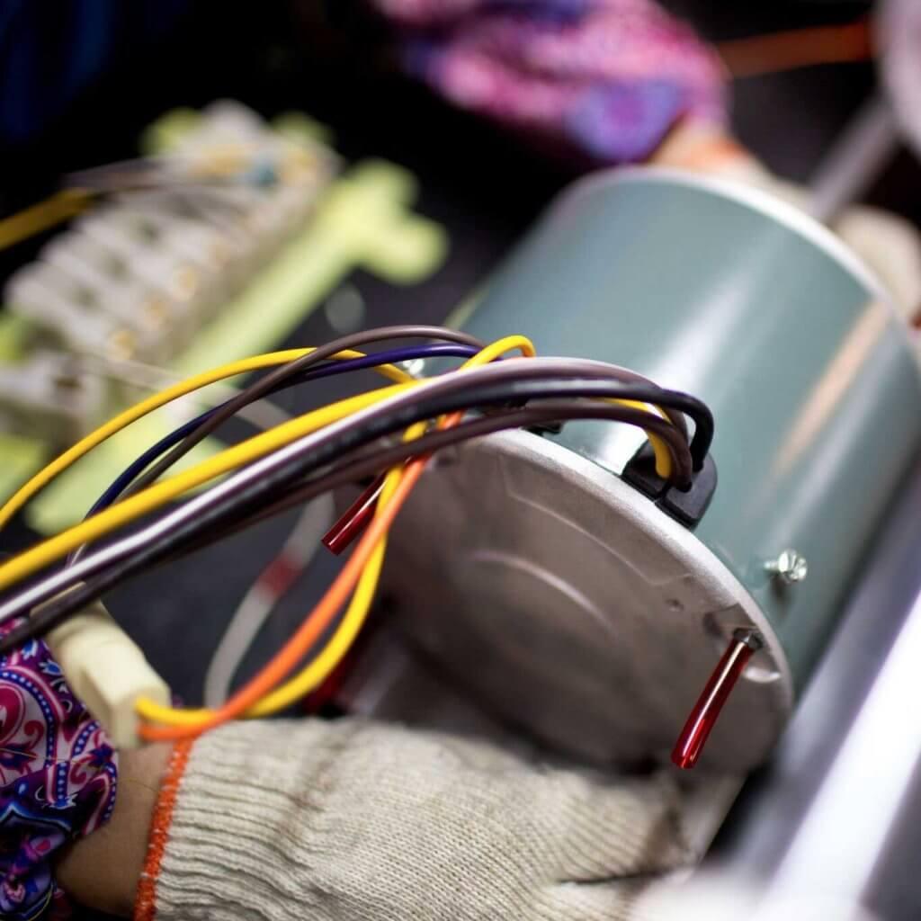 Motors, Fans, Pumps and Blowers