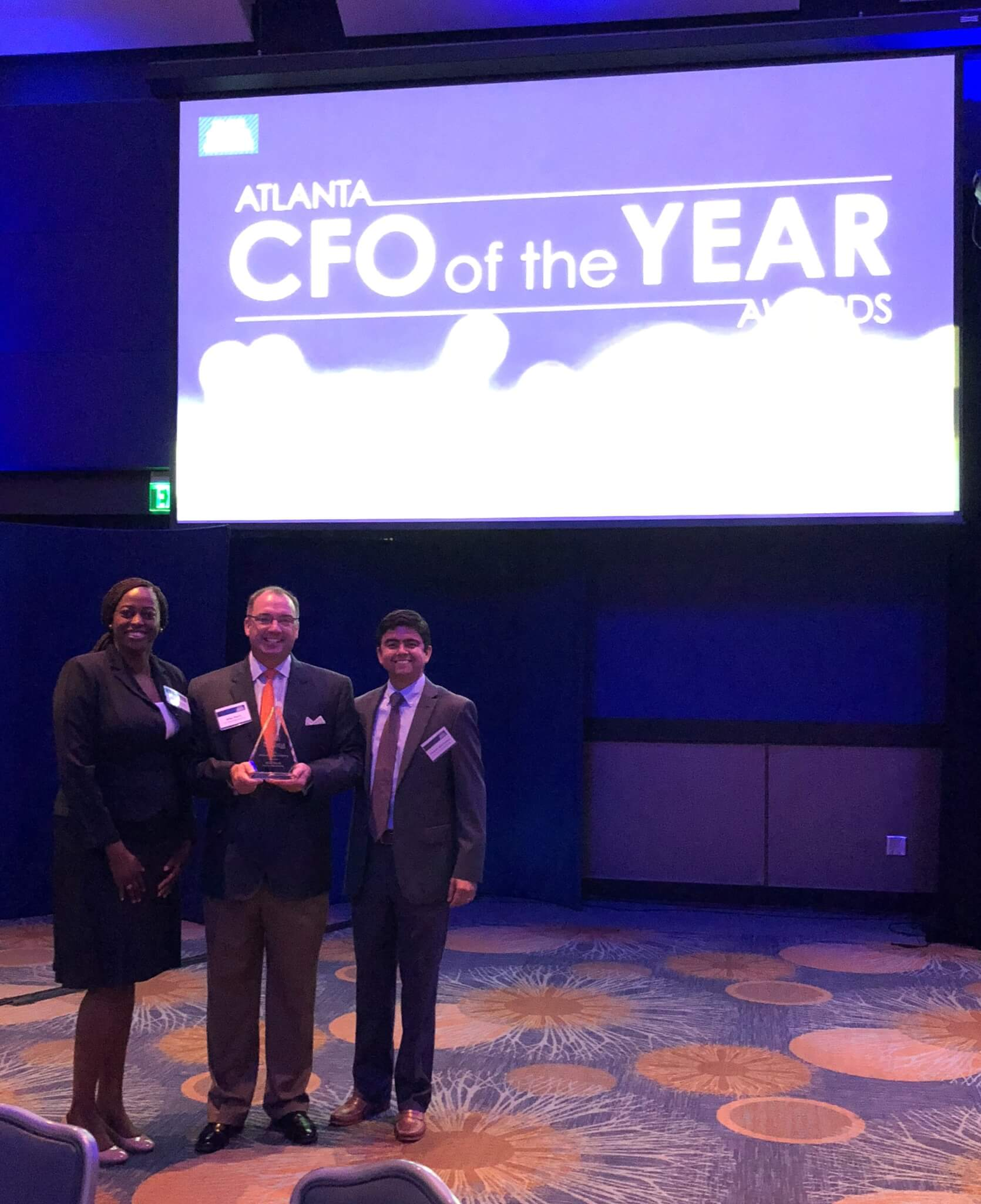 Mike Picchi - CFO of the Year