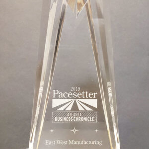 pacesetter trophy